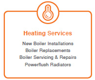 Heating Services Tenbury Wells